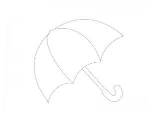 okul_öncesi_yağmur_şemsiye_boyama