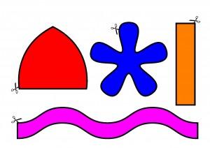 okul_öncesinde_geometrik_şekiller_kesme_çalışmaları _renkli
