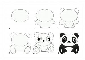 panda_nasıl_çizilir