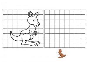 resmin_aynısını_çizme_kanguru