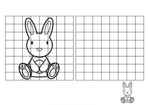 resmin_aynısını_çizme_tavşan