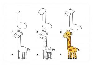 zürafa_nasıl_çizilir