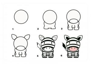 zebra_nasıl_çizilir_basitçe