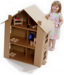 çocuklar_için_kartondan_ev_örnek_çalışmaları
