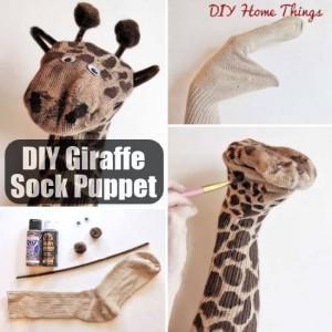 çoraptan_oyuncak_zürafa