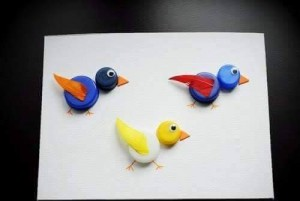şişe_kapaklarından_kuş