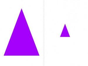 büyük-küçük_şekiller_üçgen