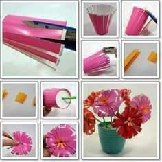 bardaktan_çiçek_vazo