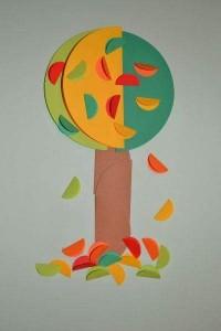 daire_kağıtlardan_sonbahar_ağacı