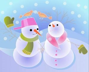 kış_renkli_boyama_kardanadam