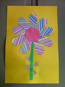 kağıt_sanat_etkinlikleri_çiçek_yapımı