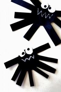kağıt_sanat_etkinlikleri_örümcek