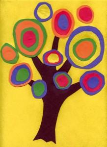 kağıt_sanat_etkinlikleri_ağacım
