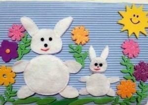makyaj_pamuğundan_tavşan