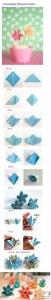 origami_çiçek