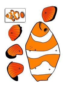 parçalar_ile_palyaço_balığı