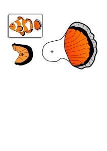 parçalar_ile_palyaço_balığı_yapma