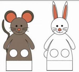 parmak_kukla_fare_ile_tavşan