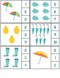 yağmur_sayı_kartları
