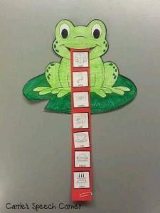 eğitici oyun ve oyuncaklar kurbağa