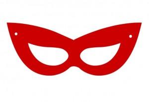 gözlük maske kalıbı