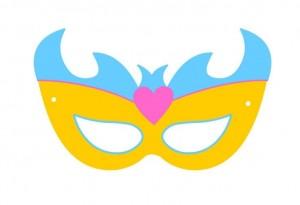 harika maske kalıpları