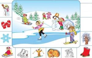 kış temalı oyunlar