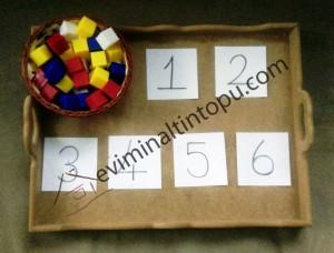 okul öncesi birim küplerle matematik etkinlikleri