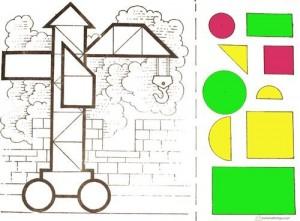 okul öncesi geometrik şekil öğretimi