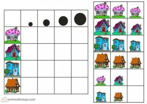 okul öncesi gruplandırma aktiviteleri