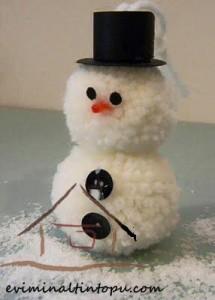 ponpondan kış etkinlikleri