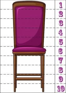 sandalye sayı puzzle