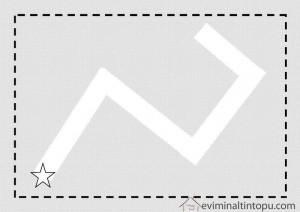 yıldız ile çizgi aktiviteleri