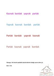 2.sınıf dikkat etkinlikleri (8)
