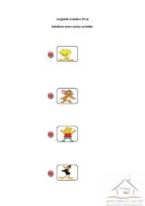 4.sınıf için dikkat gelişimietkinlikleri (2)