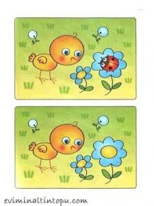iki resim arasındaki farkı bulma etkinlik sayfaları (10)