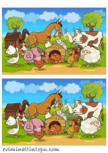 iki resim arasındaki farkı bulma etkinlik sayfaları (14)