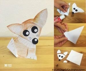 kağıttan hayvanlar