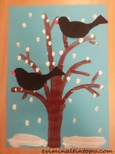 okul öncesi eğlenceli kağıt işleri (1)