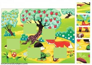 okul öncesi eğlenceli resim tamamlama çalışması sayfaları (9)