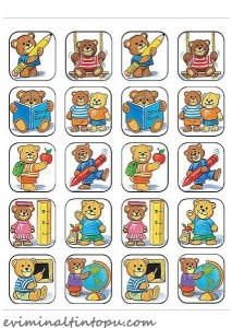 okul öncesi hafıza oyun kartları (5)