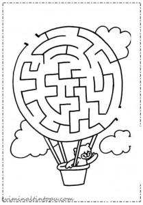okul öncesi labirent yol bulma çalışmaları (11)