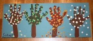 anasınıfı dört mevsim sanat etkinlikleri (1)