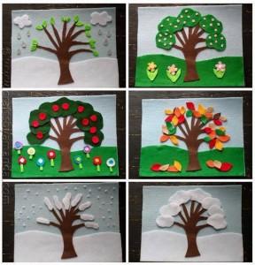 anasınıfı dört mevsim sanat etkinlikleri (11)