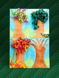 anasınıfı dört mevsim sanat etkinlikleri (6)