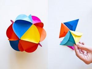 anasınıfı kağıt katlama kesme sanat etkinlikleri (2)