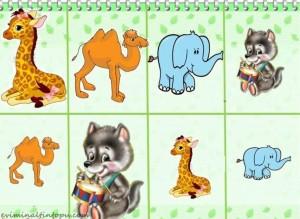 büyük küçük kavramı eğitsel kartlar (5)