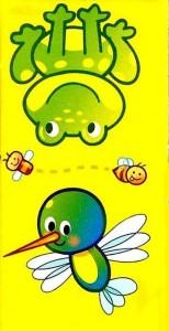 hayvanlar temalı domino kartları (2)
