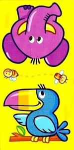 hayvanlar temalı domino kartları (4)