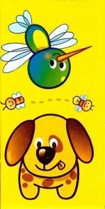 hayvanlar temalı domino kartları (6)